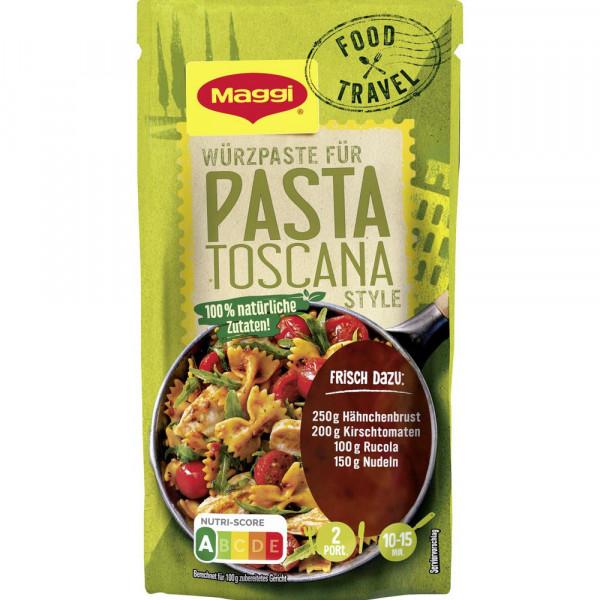 "Würzpaste ""Food Travel"", Pasta Toscana Style"