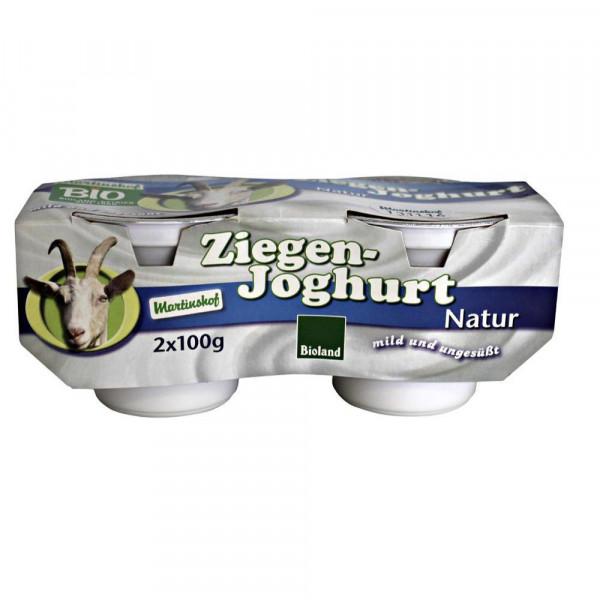 Bio Ziegenjoghurt, Natur