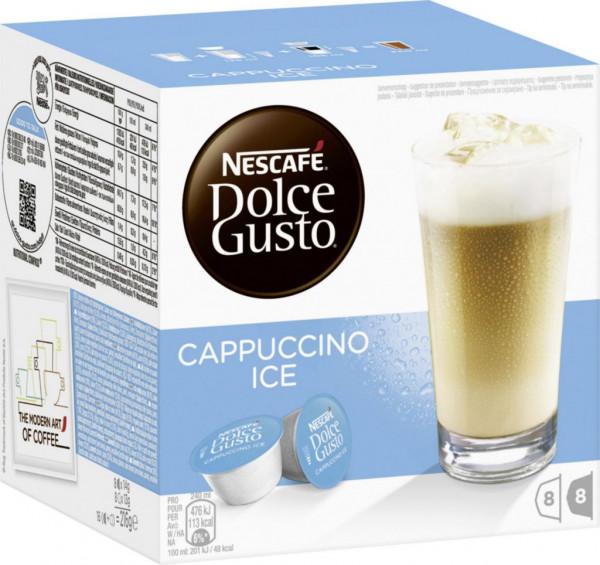 Nescafee DG8/16er, Cappuccino Ice