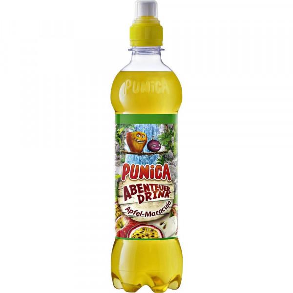 Abenteuer Drink Apfel-Maracuja Saft