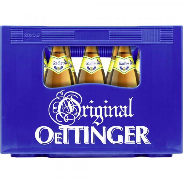 Biermischgetränk, Radler 2,5% (20 x 0.5 Liter)