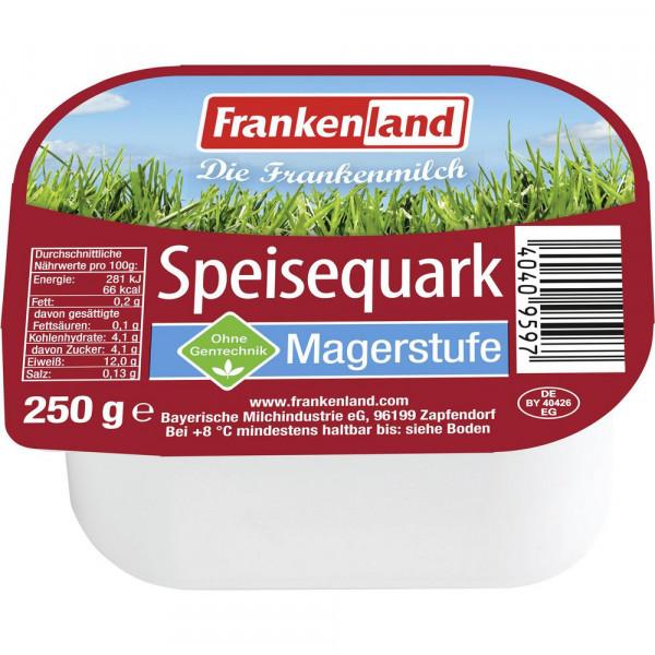 Speisequark, Magerstufe