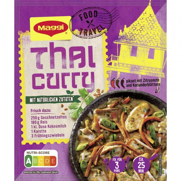 "Gewürzmischung ""Food Travel"", Thai Curry"