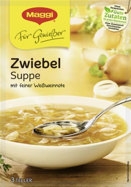 Genießer Suppe, Zwiebel