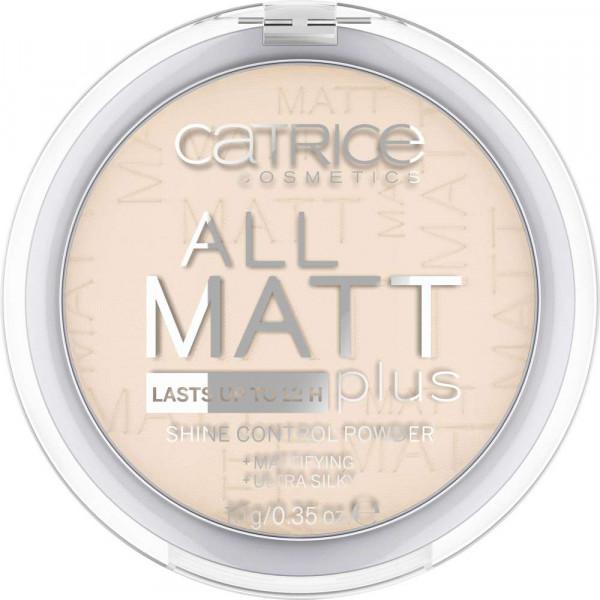 Puder All Matt Plus Shine Control Powder, Transparent 010