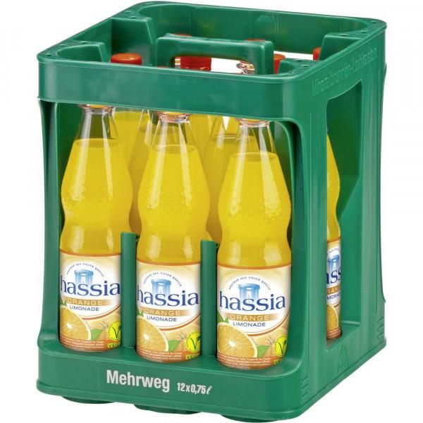 Orangen Limonade (12 x 0.75 Liter)