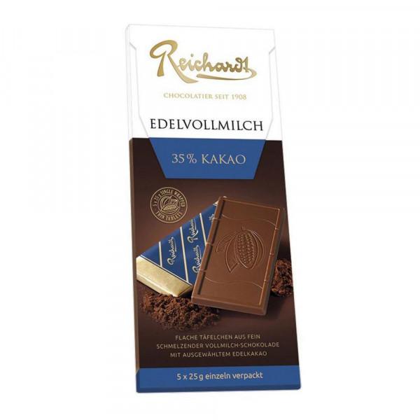 Schokolade Edelvollmilch