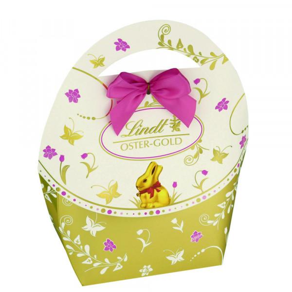 Schokoladen Oster-Gold-Tasche