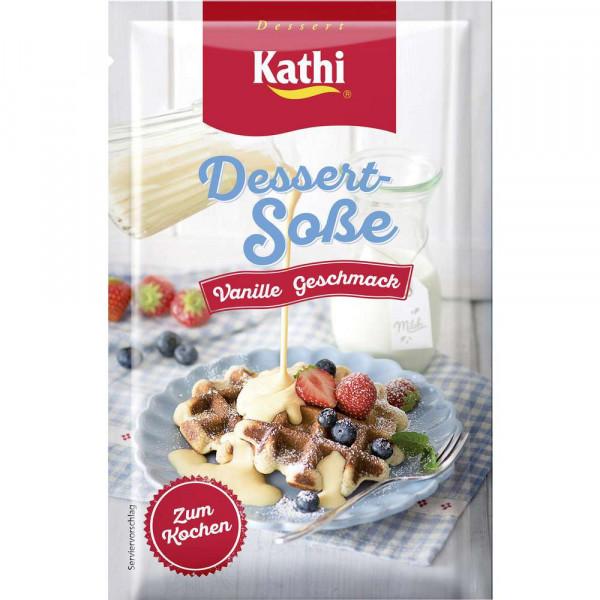 Dessert-Soße, Vanille