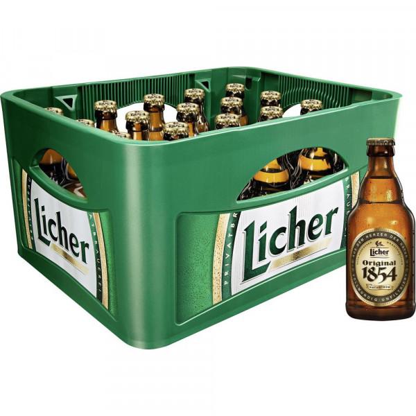Original 1854 Bier, naturtrüb 5% (20 x 0.33 Liter)