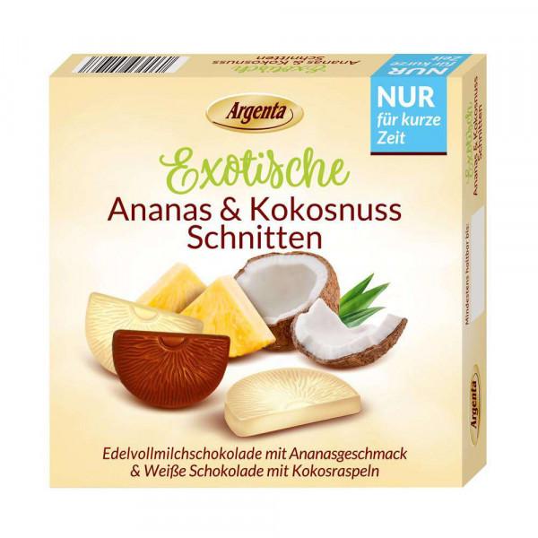 """Schokolade """"Ananas & Kokos"""""""