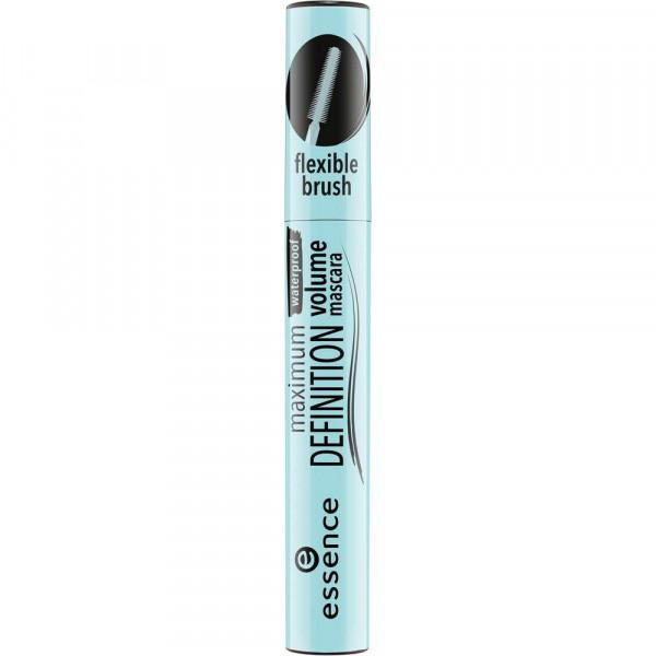 Wimperntusche Maximum Definition Volume Mascara, Waterproof