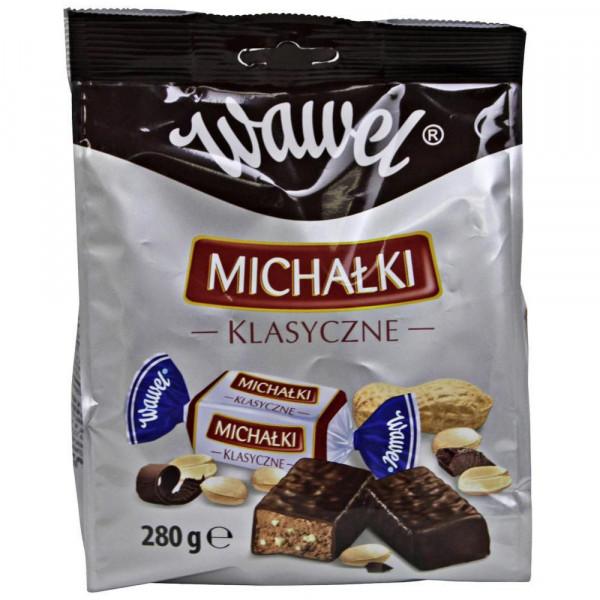 Michalki Erdnusspralinen