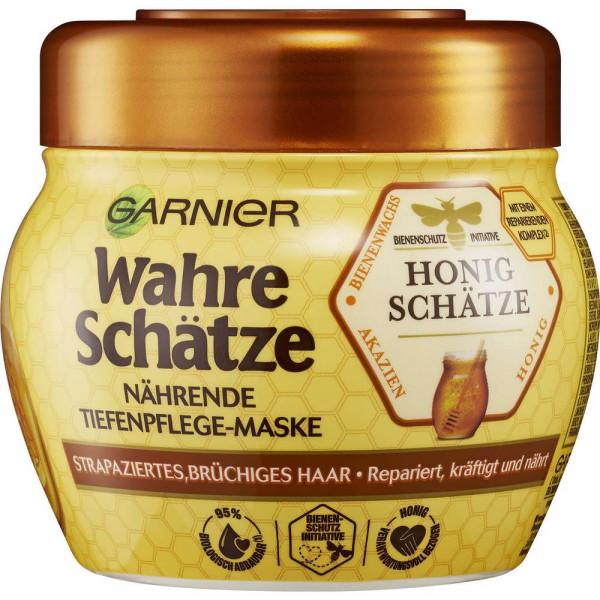 """Haarmaske """"Wahre Schätze"""" Honig"""