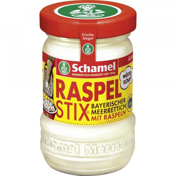 "Bayerischer Meerrettich ""Raspelstix"""