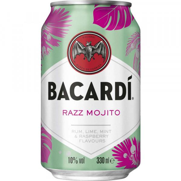 Razz Mojito 10%