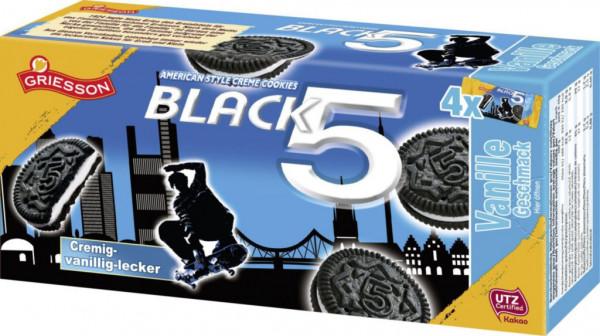 Black5 Kekse