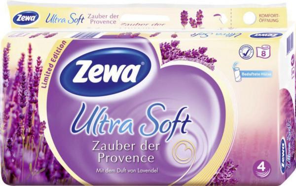 "Toilettenpapier ""Ultra Zauber der Provence"" 4-lagig"