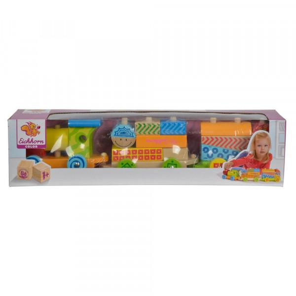 Spielzeug, kleiner Holzzug