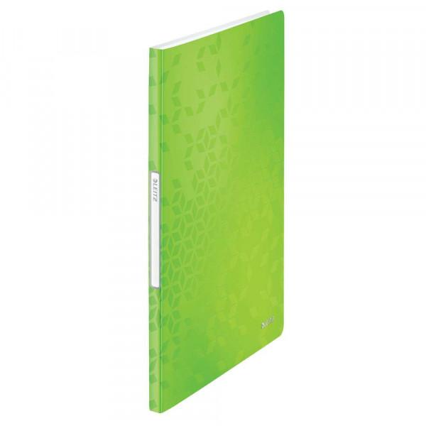 Sichtbuch, A4, PP, 20 Hüllen, grün