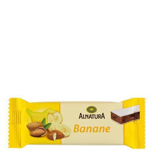 Bio Riegel, Banane