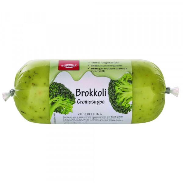 Cremesuppe, Brokkoli