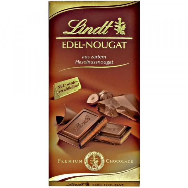 "Tafelschokolade ""Edel-Nougat"""