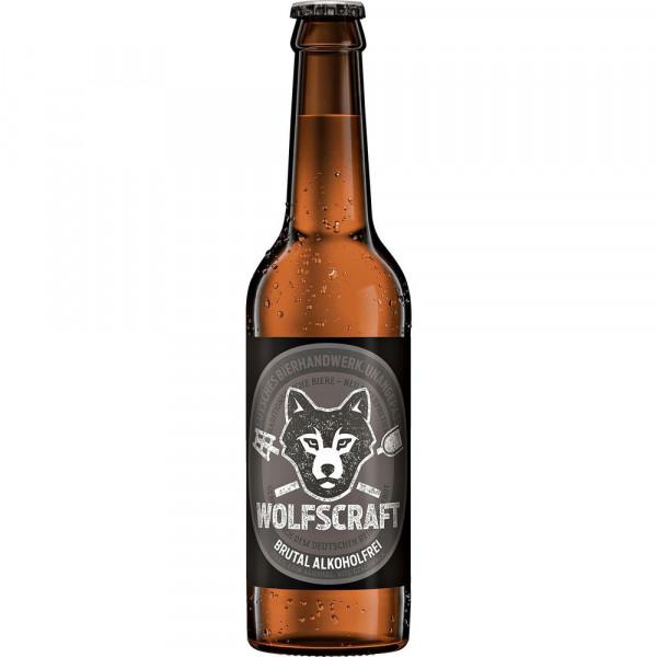 Bio Bier Alkoholfrei 0,33l (24 x 0.33 Liter)