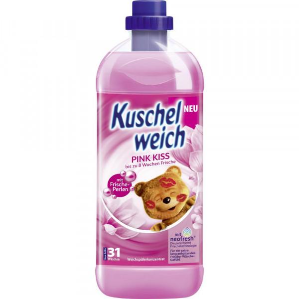 Weichspüler Pink Kiss, 31 WL