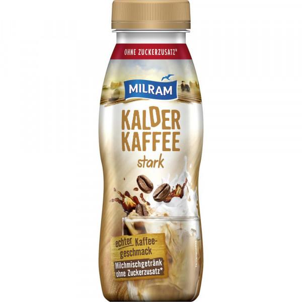 """Milchmischgetränk """"Kalder Kaffee"""", stark"""
