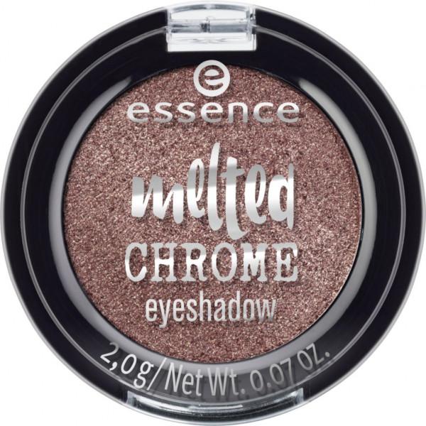 Lidschatten Melted Chrome Eyeshadow, Warm Bronze