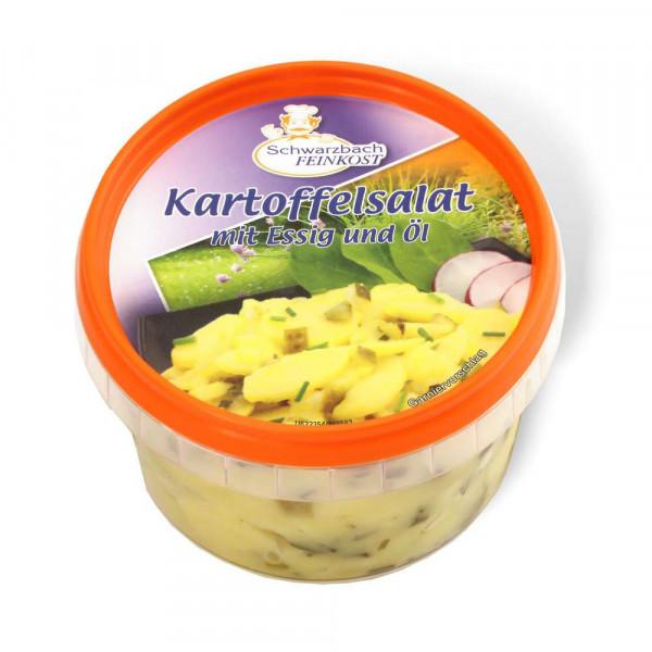 Kartoffelsalat, Essig & Öl