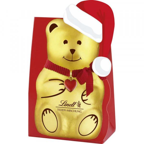 "Schokoladen-Teddy ""Geschenk"""