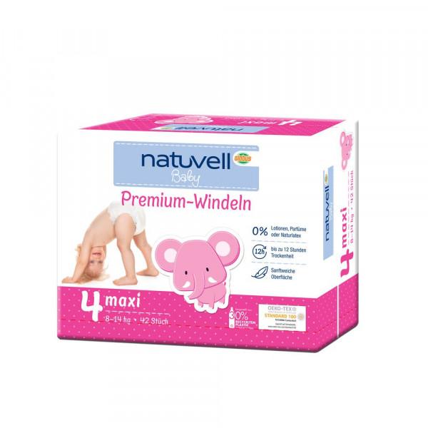 Windeln Maxi, 7-18 kg