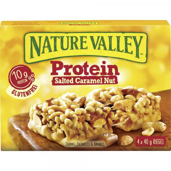 Müsliriegel Protein, Salted Caramel