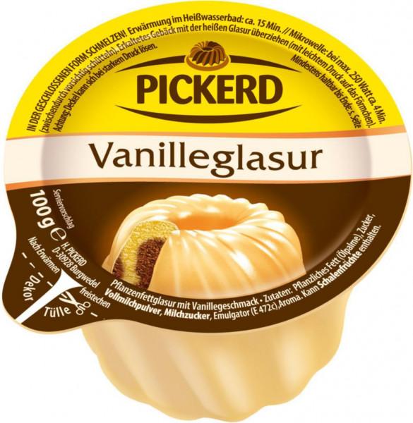 Vanille-Glasur