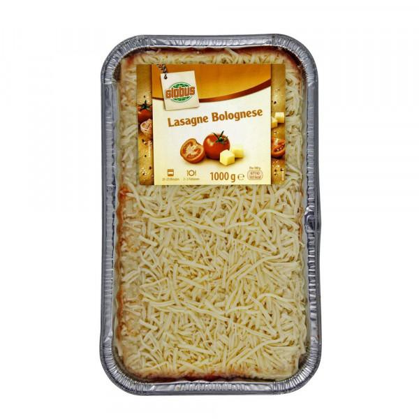 Lasagne Bolognese mit Edamer