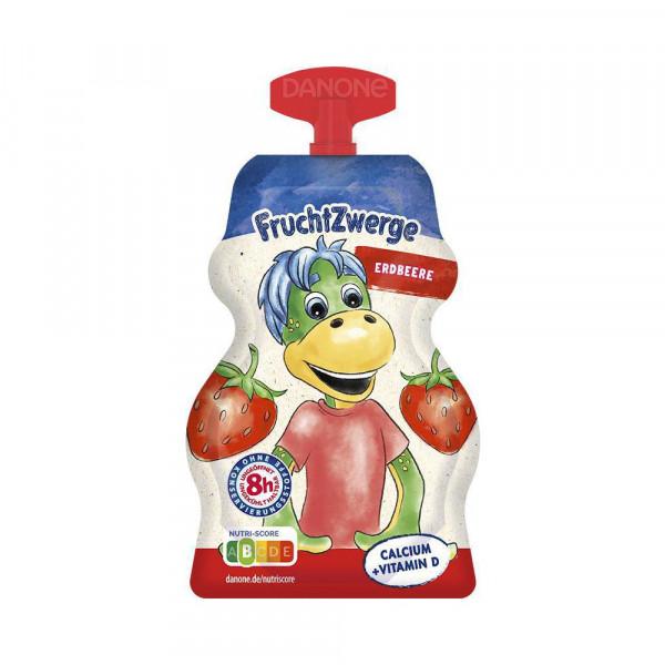 Fruchtquark Go!, Erdbeere