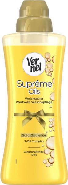 Weichspüler Soft & Oils, Gold