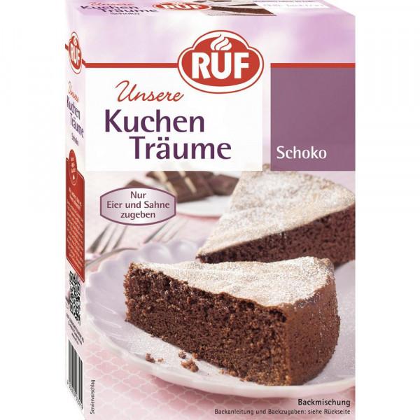 "Backmischung ""Küchenträume"", Schoko"