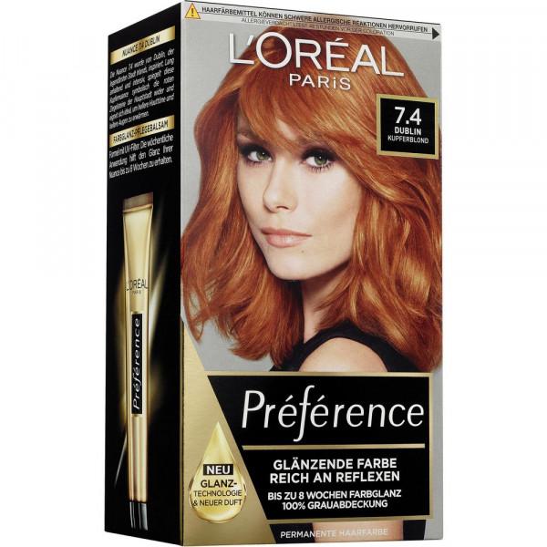 "Haarfarbe ""Preference"", 7.4 Dublin"