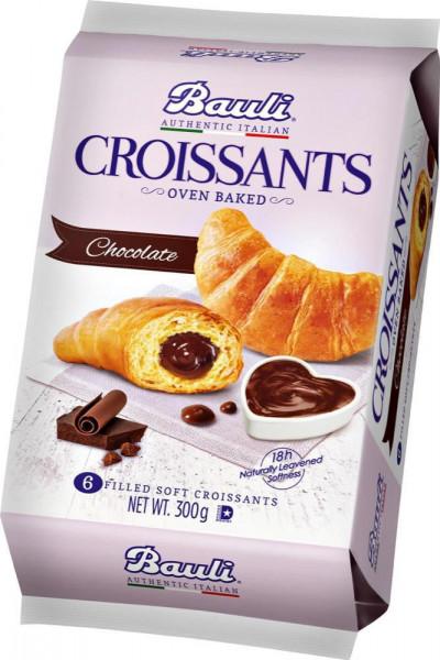 Croissants, Schoko
