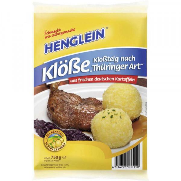 Kloßteig, Thüringer Art