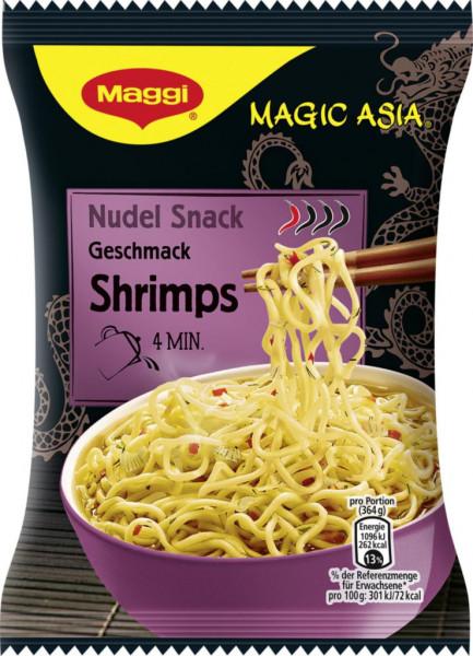 Magic Asia Instant Snack, Shrimps