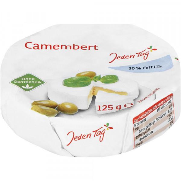 Camembert leicht 30%