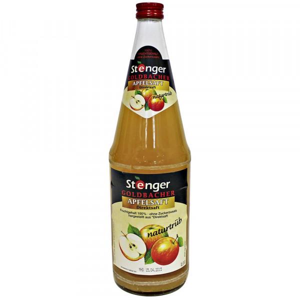 Apfelsaft, naturtrüb (6 x 1 Liter)