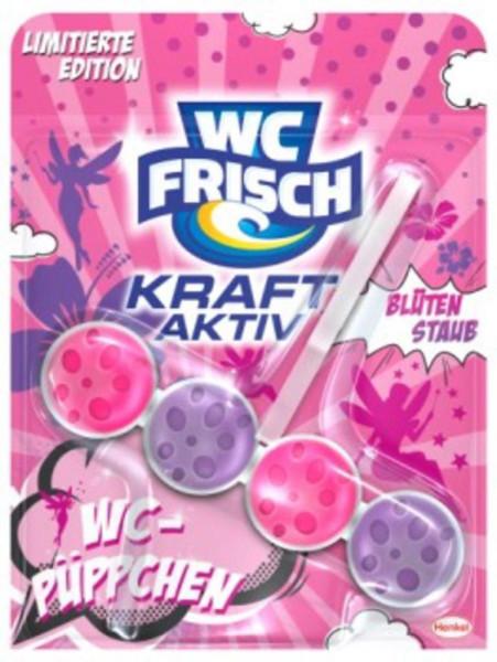 """Kraft-Aktiv """"WC-Püppchen"""" Promo"""