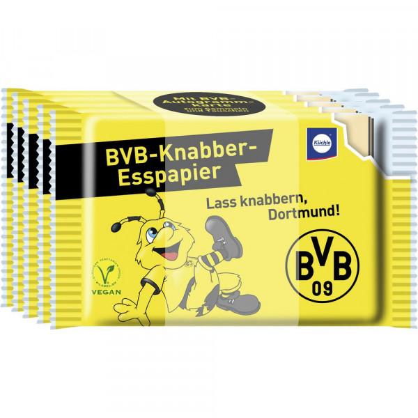 BVB Knabber Esspapier