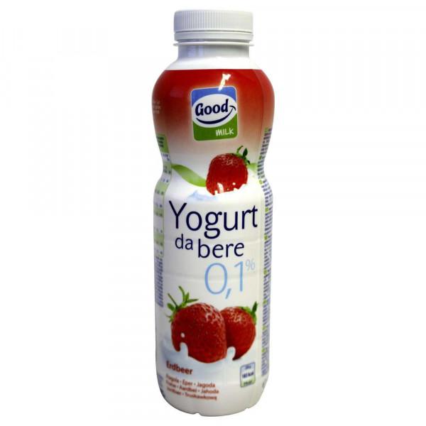 Joghurtdrink, Erdbeere