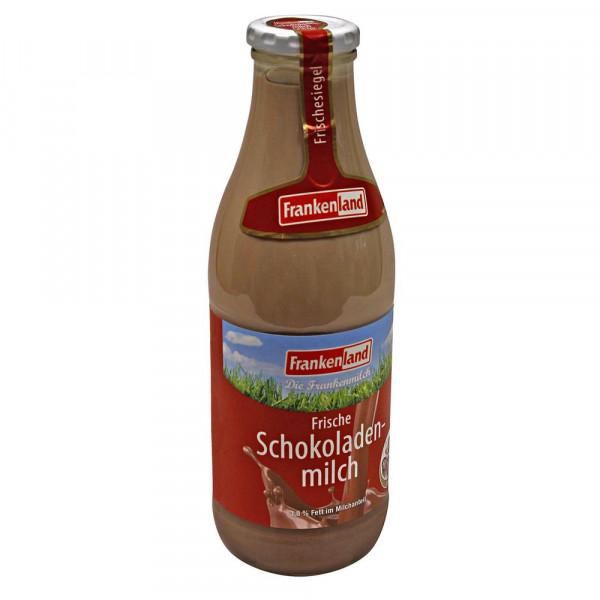 Schokomilch, 3,8% Fett